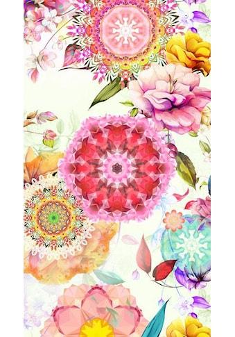 hip Strandtuch »Amelie«, (1 St.), mit Mandalas und Blüten kaufen