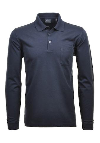 RAGMAN Langarm - Poloshirt kaufen