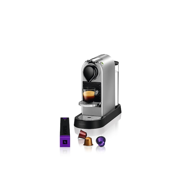 Nespressomaschine, Krups, »XN7415 Citiz  Rot«
