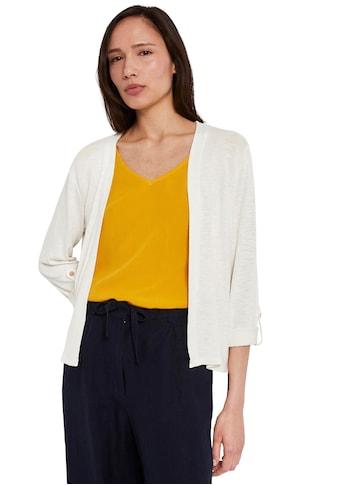 TOM TAILOR Shirtjacke, mit gerafften Ärmeln kaufen