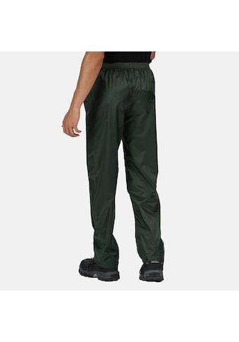 Regatta Regenhose »Pro Herren Packaway Überhose« kaufen