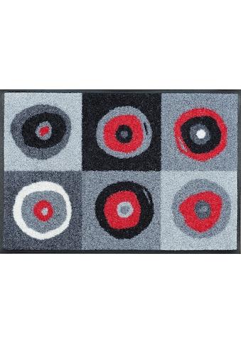 wash+dry by Kleen-Tex Fussmatte »Sergej«, rechteckig, 7 mm Höhe, In- und Outdoor... kaufen