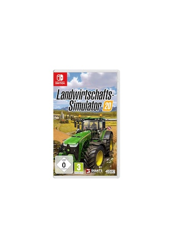 Spiel »Landwirtschafts Simulator 20«, Nintendo Switch kaufen