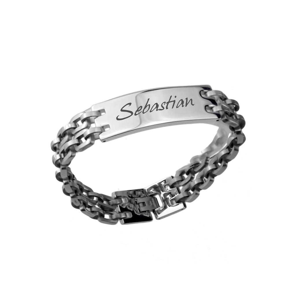Firetti Armband mit Gravur »mit Gratis Gravur«