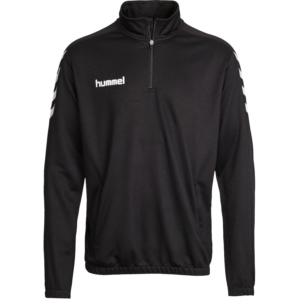 hummel Sweatshirt »CORE 1/2 ZIP SWEAT«