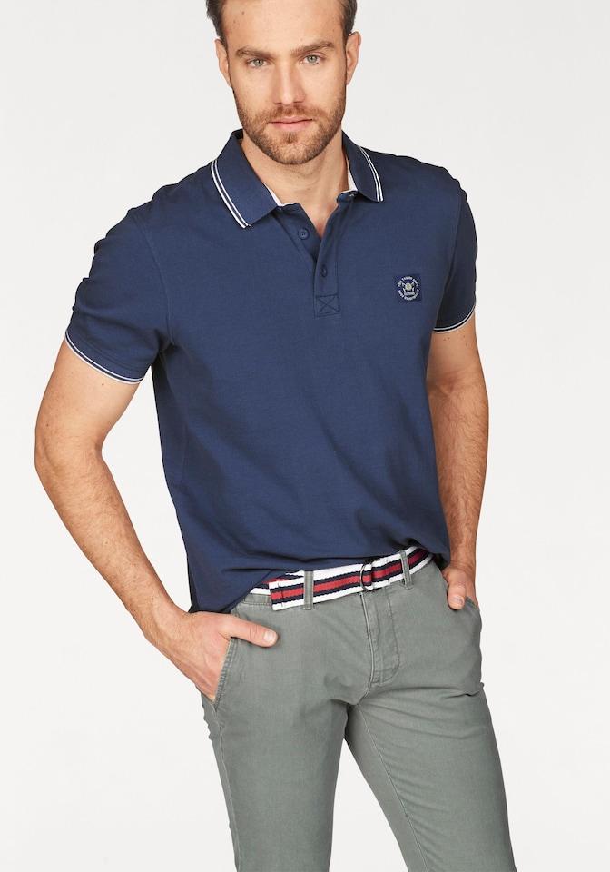 fa010347918a1c TOM TAILOR Polo Team Poloshirt günstig online bestellen bei Jelmoli ...
