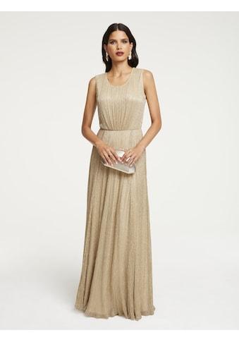 PATRIZIA DINI by Heine Abendkleid, mit Glanzgarn kaufen
