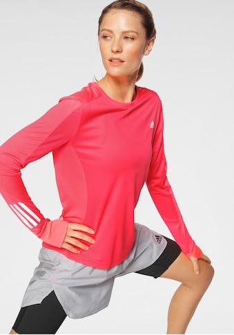 adidas Performance Laufshirt »OTR COZY LONGSLEEVE TEE« kaufen