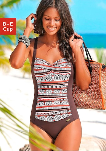 LASCANA Badeanzug »Wintu«, im angesagten Design kaufen