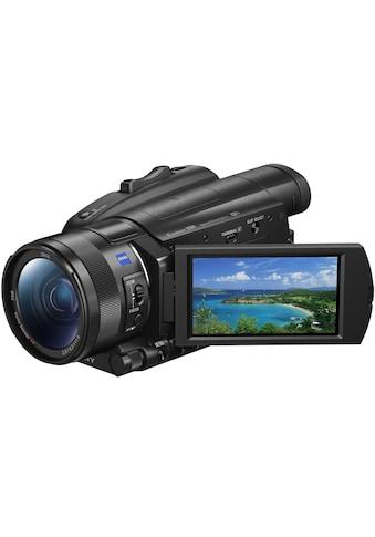 Sony Videokamera »FDRAX700 CHF 10«, 12x opt. Zoom kaufen