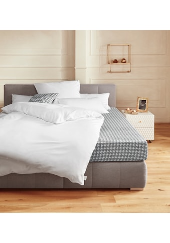 Guido Maria Kretschmer Home&Living Spannbettlaken »Pepitasia«, mit Hahnentritt kaufen