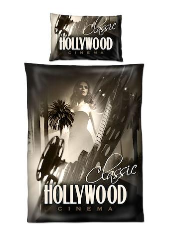 Renforcé - Bettwäsche »Hollywood« kaufen