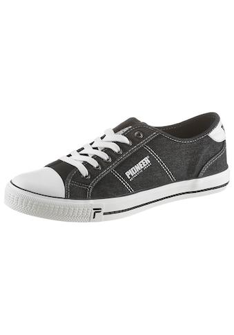 Pioneer Authentic Jeans Slip-On Sneaker, mit modischen Ziernähten kaufen
