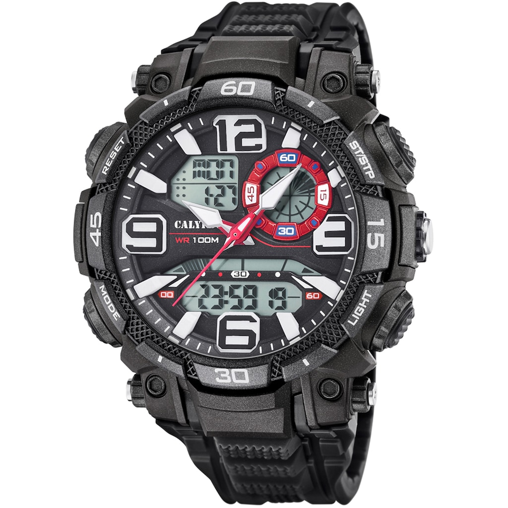CALYPSO WATCHES Chronograph »X-Trem, K5793/1«