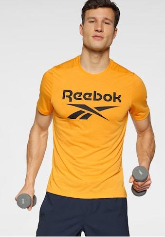 Reebok T-Shirt »WOR SUP SS GRAPHIC« kaufen