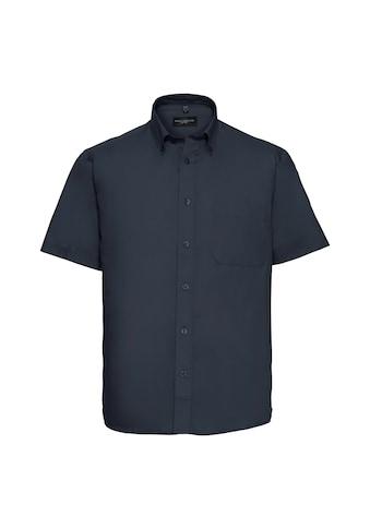 Russell Kurzarmhemd »Russel Collection Herren Twill Hemd, Kurzarm« kaufen