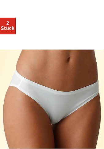 LASCANA Slip »Seamless«, mit flachen Kanten kaufen