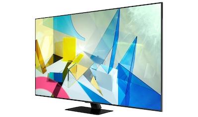 "Samsung QLED-Fernseher »QE65Q80T ATXZG«, 164 cm/65 "" kaufen"