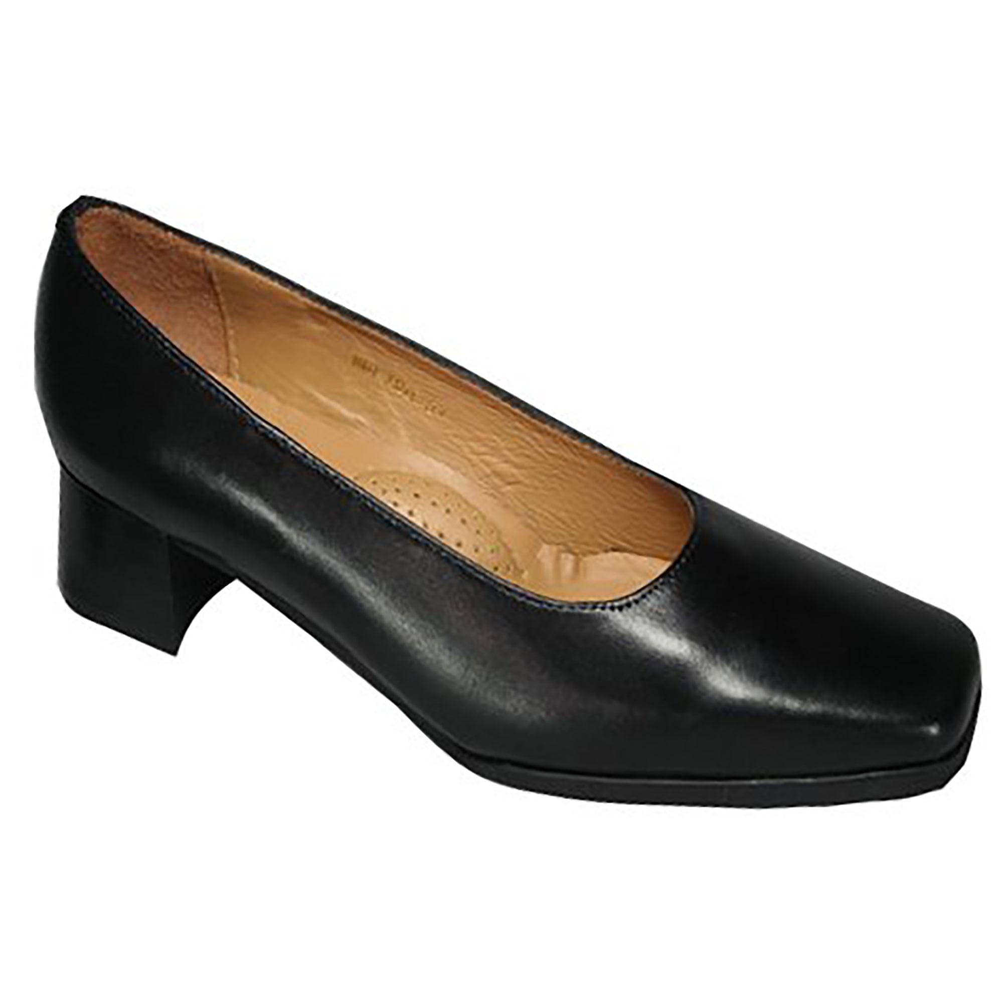 Image of Amblers Safety Pumps »Walford Damen Leder / Damen Schuhe«