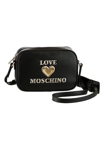 LOVE MOSCHINO Mini Bag, mit modischer Herz Applikation kaufen
