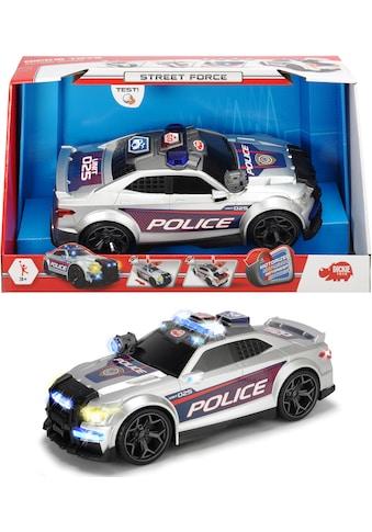 """Dickie Toys Spielzeug - Polizei """"Street Force"""" kaufen"""