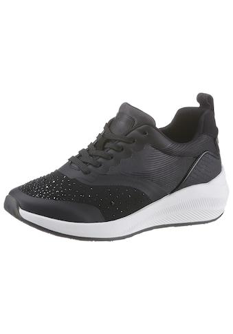Tamaris Sneaker »Fashletics«, mit funkelnden Steinchen verziert kaufen