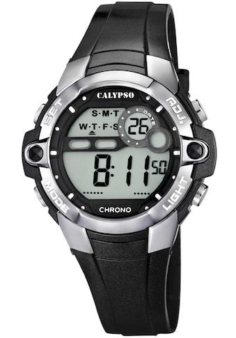 CALYPSO WATCHES Chronograph »Digital Crush, K5617/6« kaufen