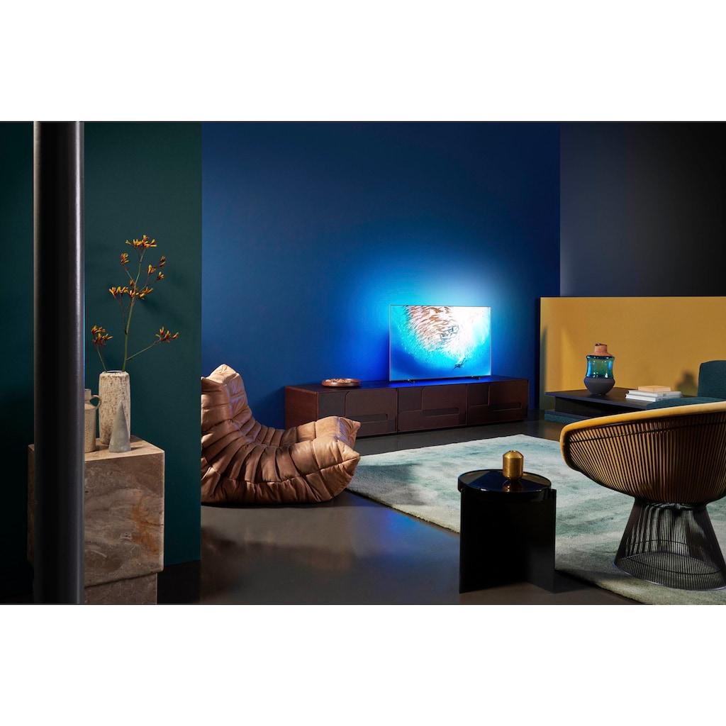 "Philips OLED-Fernseher »55OLED805/12«, 139 cm/55 "", 4K Ultra HD, Smart-TV"