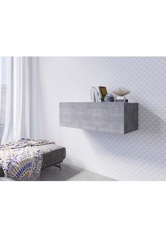 TRENDMANUFAKTUR Hängeschrank »Vento«, Höhe 30,8 cm kaufen