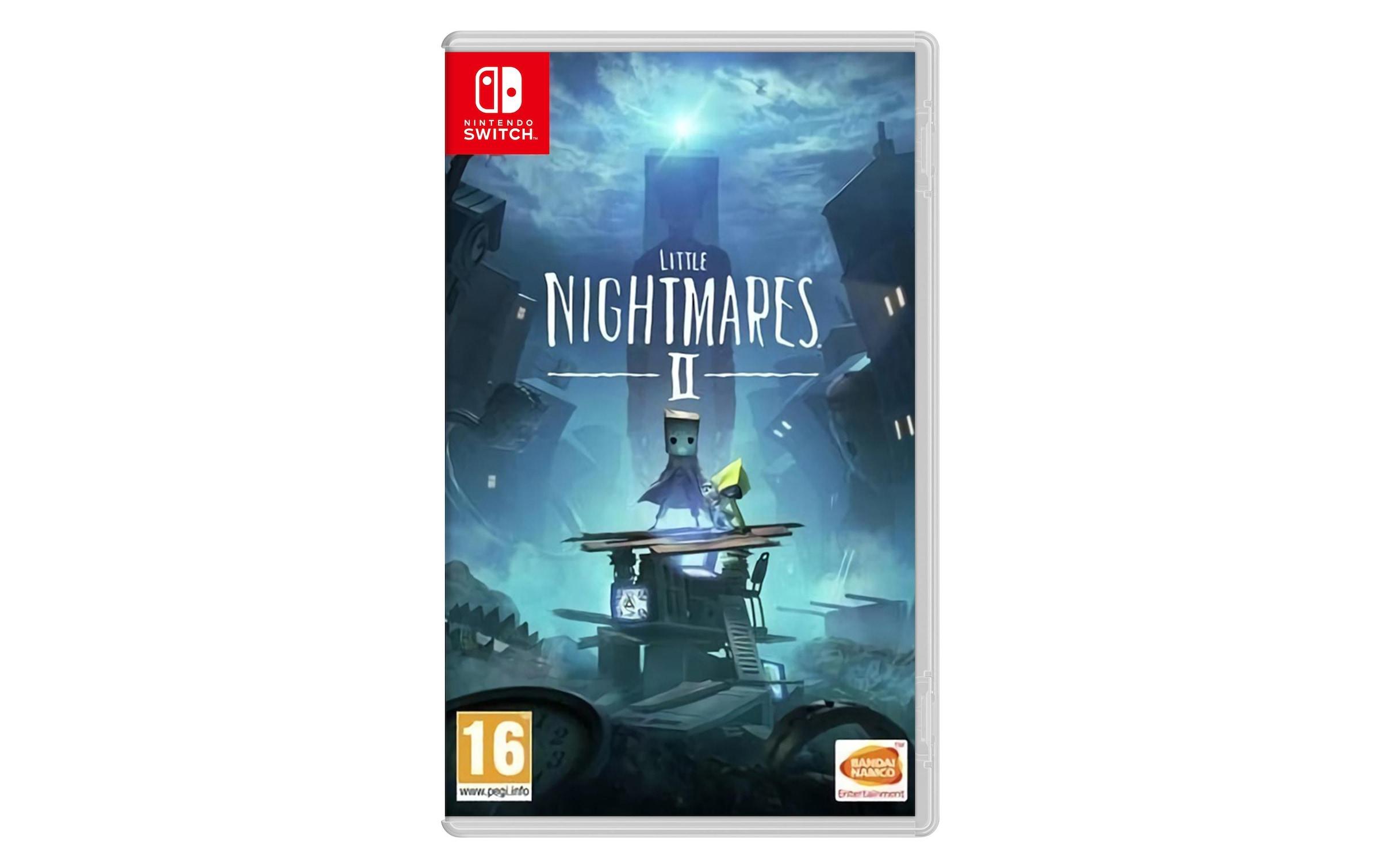 Image of BANDAI NAMCO Spiel »Little Nightmares 2«, Nintendo Switch