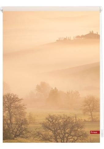 LICHTBLICK ORIGINAL Seitenzugrollo »Klemmfix Motiv Toskana«, Lichtschutz, ohne Bohren,... kaufen