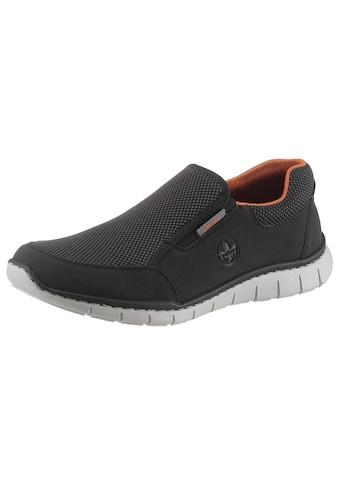 Rieker Slip-On Sneaker, mit heller Laufsohle kaufen