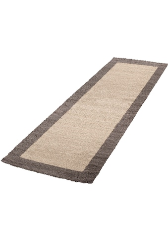 Ayyildiz Hochflor-Läufer »Life Shaggy 1503«, rechteckig, 30 mm Höhe, 80cm x 250cm (BxL) kaufen