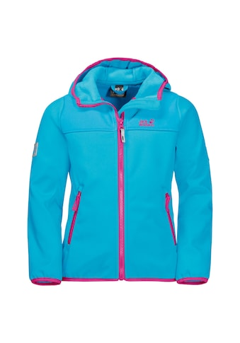 Jack Wolfskin Softshelljacke »FOURWINDS JACKET KIDS« kaufen