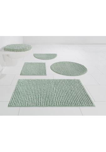 andas Badematte »Renat«, Höhe 15 mm, Badteppich, Badgarnitur, Badezimmerteppich in... kaufen