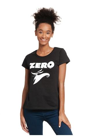 Disney T-Shirt »The Nightmare Before Christmas Zero« kaufen