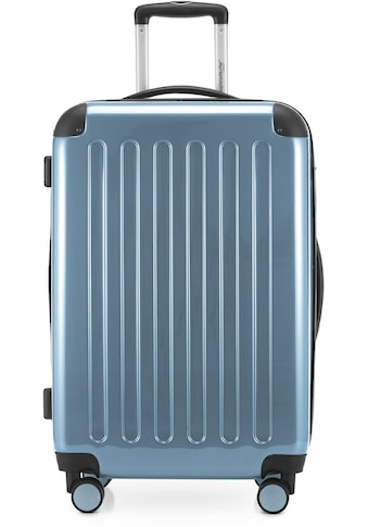 Hauptstadtkoffer Hartschalen-Trolley »Alex, 65 cm, Pool Blue«, 4 Rollen kaufen