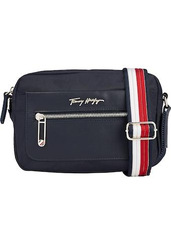 Tommy Hilfiger Mini Bag »TOMMY FRESH CAMERA BAG CORP«, mit bunten Textilumhängeriemen kaufen