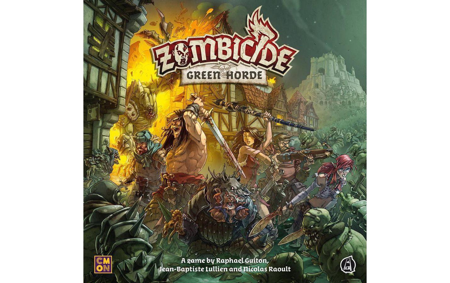 Image of ARION Spiel »Zombicide: Green Horde«