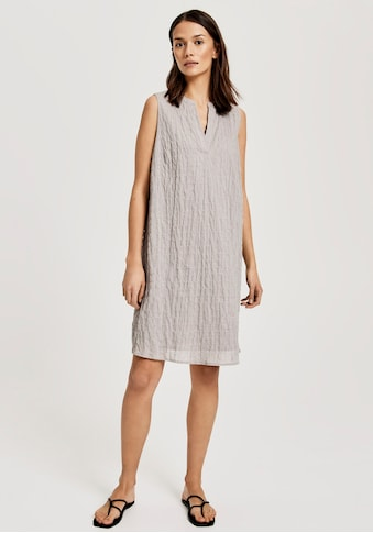OPUS A-Linien-Kleid »Wibe«, im dezenten Streifen-Look kaufen