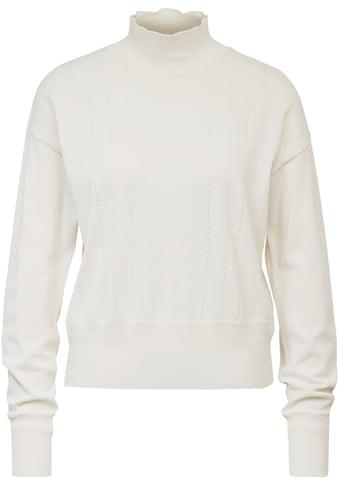G-Star RAW Stehkragenpullover »Core mock knit«, mit hohen Stehkragen kaufen