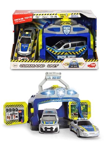 """Dickie Toys Spiel - Polizeistation """"Command Unit"""" kaufen"""