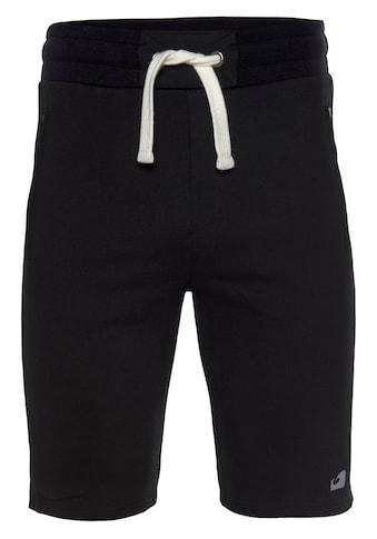 Ocean Sportswear Sweatshorts »Relax Fit«, mit Reissverschlusstaschen kaufen