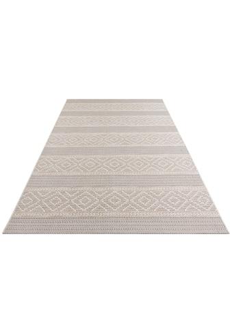ELLE Decor Teppich »Rhone«, rechteckig, 4 mm Höhe, Wohnzimmer kaufen