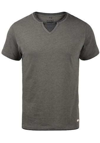 Blend Layershirt »Leonis«, T-Shirt in Double-Layer-Optik kaufen