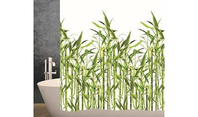 Duschvorhang »Diaqua Duschvorhang Bamboo 180 x 20«, Breite 180 cm kaufen