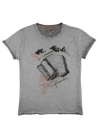 Andreas Gabalier Kollektion T-Shirt, Herren mit sprechendem und animierten AR-Print kaufen