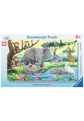 Ravensburger Puzzle »Tiere Afrikas« kaufen