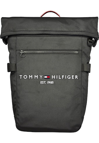 Tommy Hilfiger Cityrucksack »TH ESTABLISHED ROLLTOP BACKPACK«, mit Rolltop-Verschluss kaufen