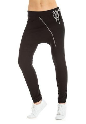 Winshape Haremshose »UNISEX Zipperhose WH4«, Street Style kaufen